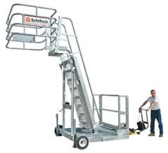 Portable Ladders and Platforms